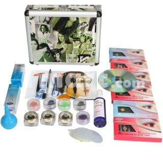 High-grade Pro Eye Lash Fake False Eyelashes Extension Kit Full Set Case,$63.99