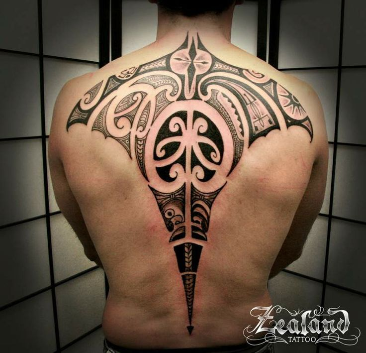 21 best polynesian tattoos images on pinterest polynesian tattoo polynesian large back gumiabroncs Image collections