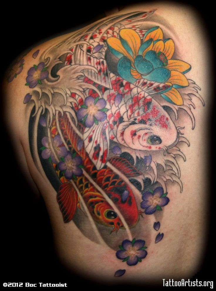 17 best ideas about japanese koi fish tattoo on pinterest for Koi meaning japanese