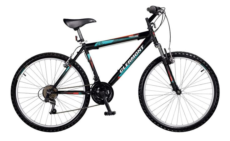 "Clermont Freeland 26"" Suspension - 159,00€  http://www.moustakasbikes.gr/index.php/%CF%80%CE%BF%CE%B4%CE%AE%CE%BB%CE%B1%CF%84%CE%B1/mtb/hardtail/hardtail-26/clermont-freeland-26-suspension-revo-index-detail"