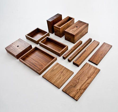 Accesorios de cocina de madera | OnOurTable 2013 Collection