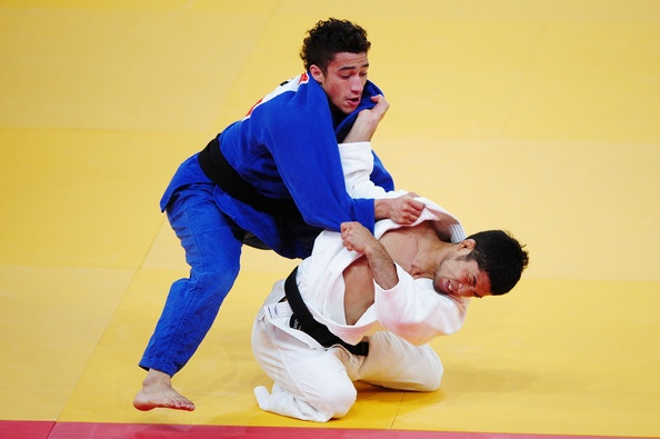 Ashley McKenzie Photo - Olympics Day 1 - Judo