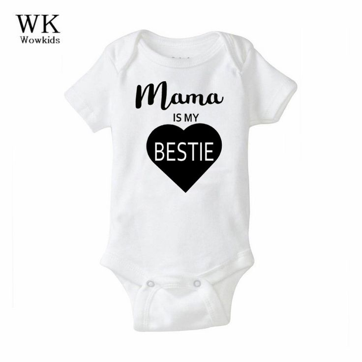 Wowkids Fashion Baby Rompers Costumes Newborn Baby Girl Boy Clothes Summer Overall Roupa Bebes Letter Next Clothing Warm Clothes