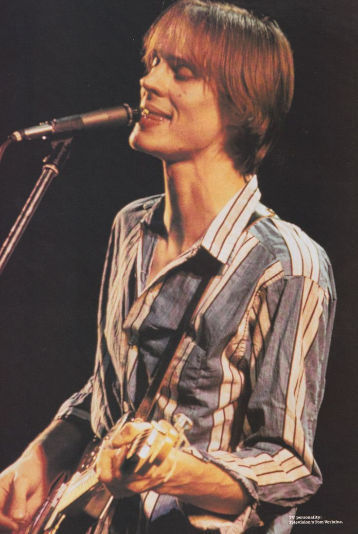 1000 Id 233 Er Om Tom Verlaine P 229 Pinterest Patti Smith
