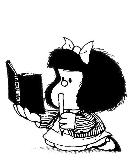 Esta es la web oficial dedicada a los libros, las redes sociales y las frases de Mafalda. ¡No te la pierdas! haz click sobre la imagen #mafalda #mafaldadigital #book #quotes #books