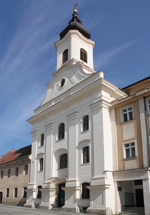 St. Anna Church, Trnava, Slovakia