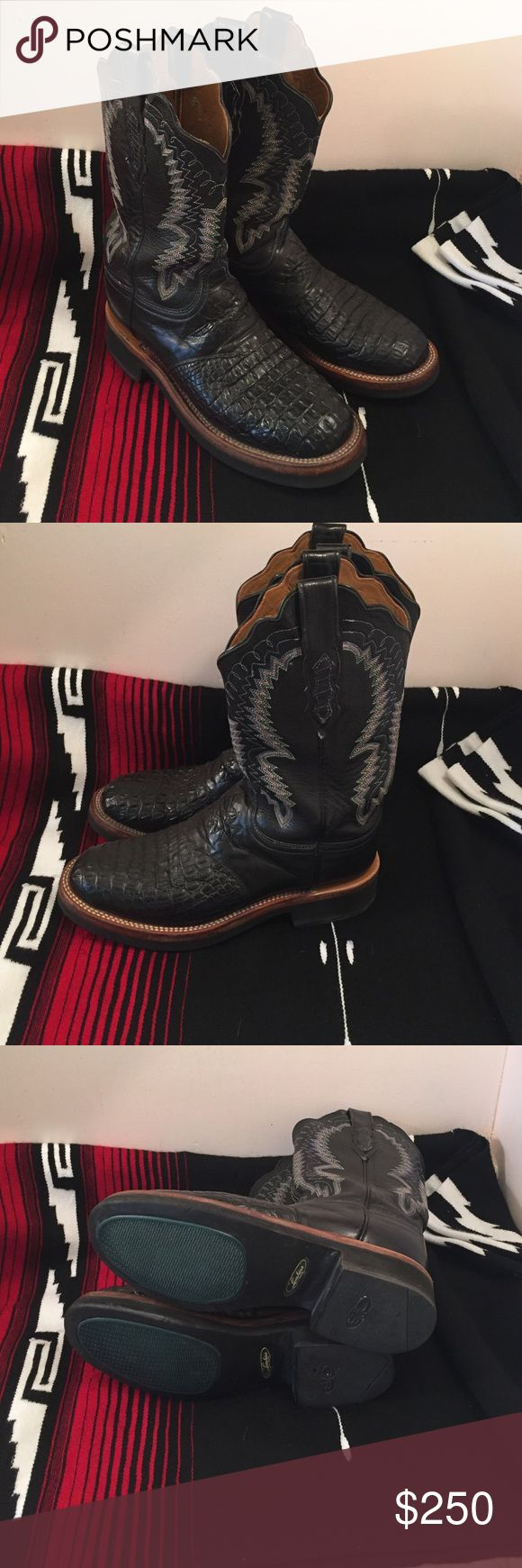 Cowboy luchesse boots Luchesse 2000 gently worn Lucchese Shoes