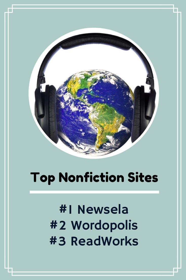 3 Nonfiction Sites Every Teacher Should Know About!
