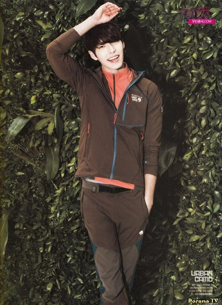 Актер Ким У Бин (Kim Woo Bin), DoramaTv.ru