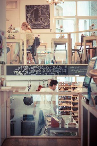 Y | JORDYS | bakery | Rotterdam | Interior