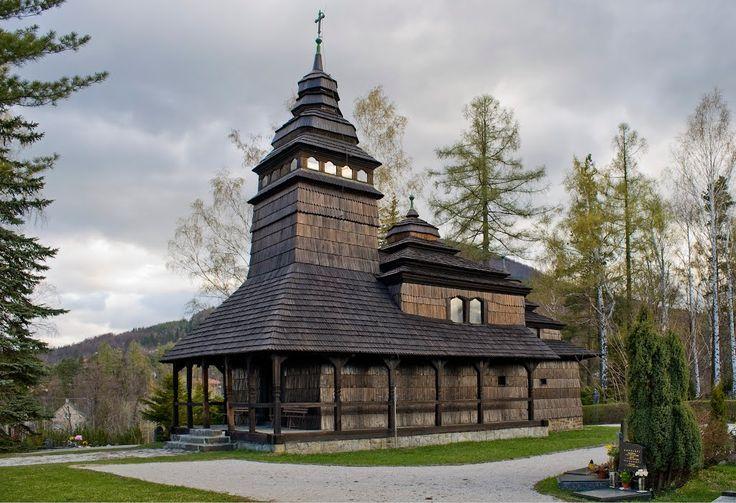 Výsledek obrázku pro čeladná dřevěný kostel