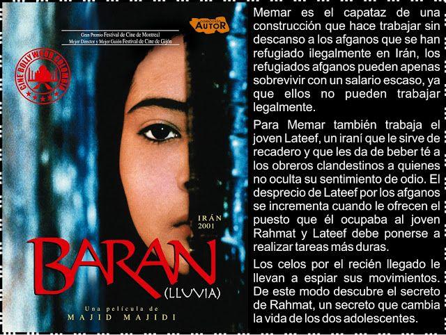 Cine Bollywood Colombia: BARAN