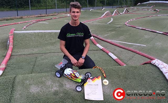 Oliver Speith remporte la 2ème manche du Championnat régional Ouest-allemand