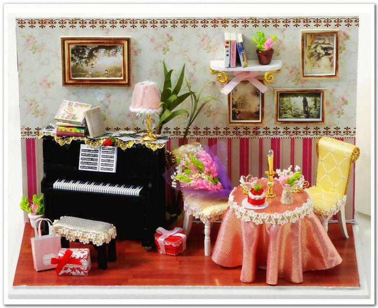 安いdiyカワイイと木製の人形の家の家具ドールハウスダストカバー送料無料/人形の家、購入品質ドール ハウス、直接中国のサプライヤーから:diyカワイイと木製の人形の家の家具ドールハウスダストカバー送料無料/人形の家  歓迎