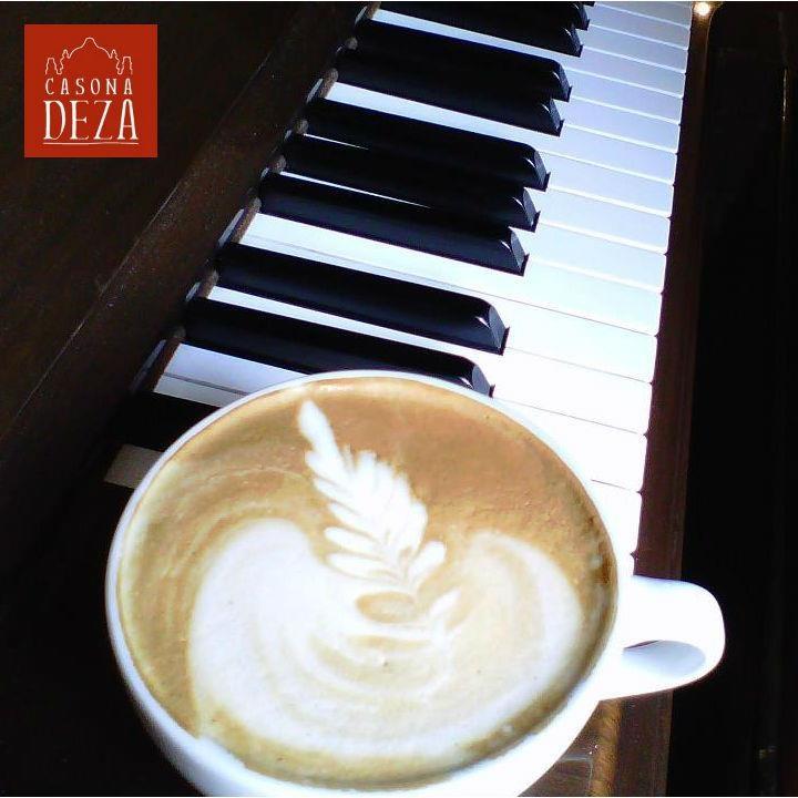 Juan Sebastián Bach compuso la Cantata del Café en honor a la bebida, ¿y a ti a que te inspira esta taza?.