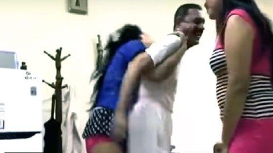 Inilah Video 2 TKW Seksi Asyik Goyang di Kamar Dengan Pria Arab Yang Jadi Viral