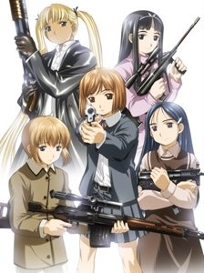 Watch Gunslinger Girl - Watch Anime & Live Action Streaming Episodes & Video Online
