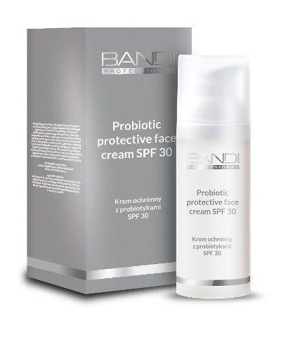 Krem ochronny z probiotykami SPF 30