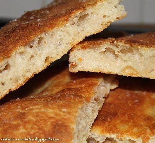 Focaccia soffice con farina di kamut