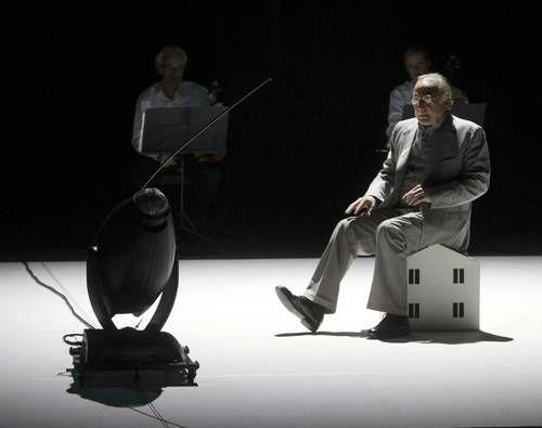 Eraritjaritjaka: Heiner Goebbels interview - Theatre - Time Out Sydney
