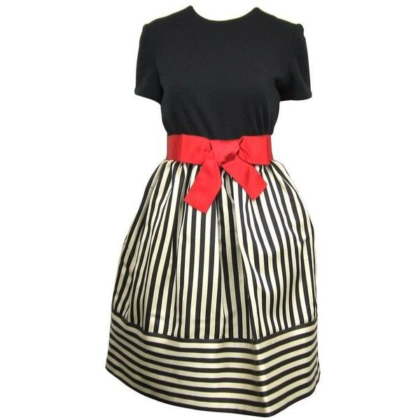 25 best ideas about black white striped dress on
