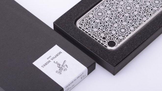 日本の鉄工所が本気だしました―浮き彫りもみごとな極薄の金属iPhone 7ケース - インターネットコム