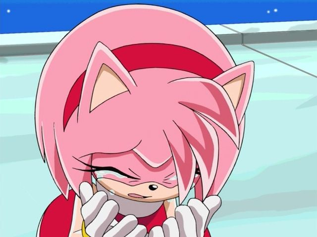 The last resort sonic x search sad and amy rose - Amy rose sonic x ...