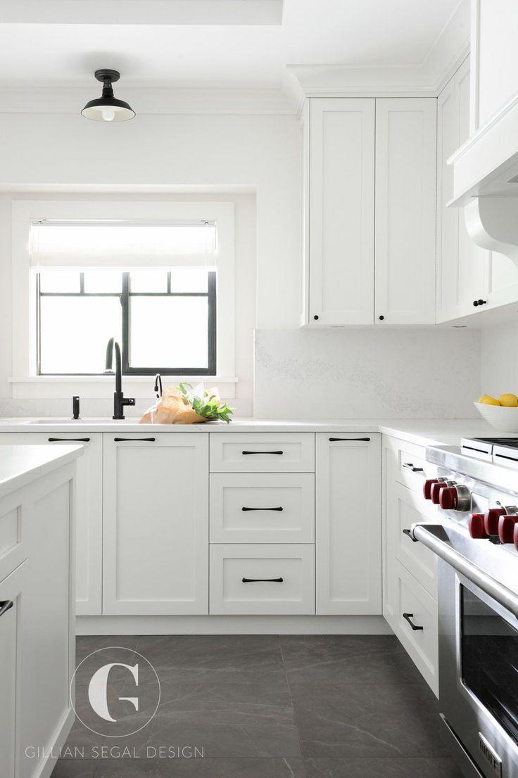 √ 45 meilleurs cabinets de cuisine blancs: Photos, idées et designs,