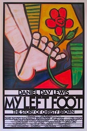 1989: My Left Foot: The story of Christy Brown