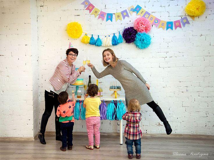 Birthday party FUNNY ZOO так может выглядеть ваш праздник