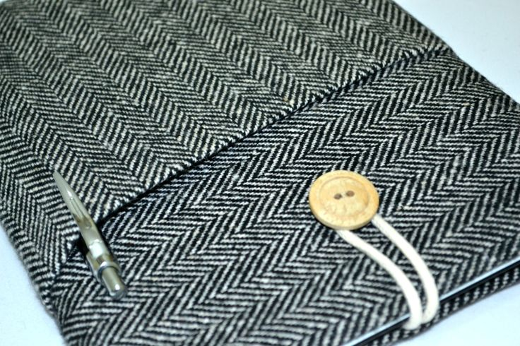 WOOL HERRINGBONE iPad Air 2 case, Custom 10 inch Tablet sleeve, samsung galaxy tab case, ipad cover case, ipad air 2, padded ipad air case by RCRAFTSS on Etsy