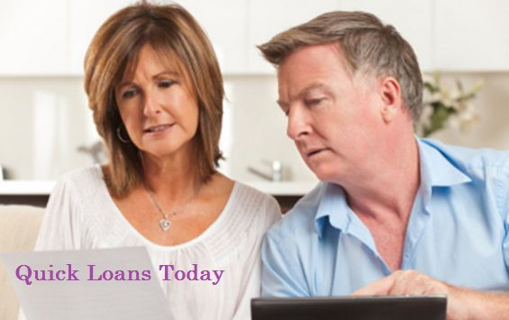 Quick loans today are an trouble-free and fabulous financial solution that may help you to get loans amount within a day for handling the demand of emergencies on time. These financial services help you to fulfill your several emergency unexpected monetary requirements without any delays.