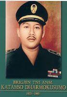 gambar-foto pahlawan Revolusi, Brigjend TNI ANM. Katamso