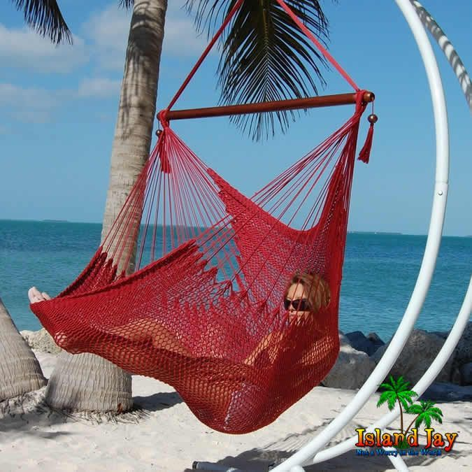 Caribbean Hammock Chair | Island Jay | Resort Wear Celebrating the Caribbean Island & Beach Life