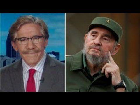 Geraldo Rivera Says Fidel Castro Was Better Than Donald Trump, Ronald Re...