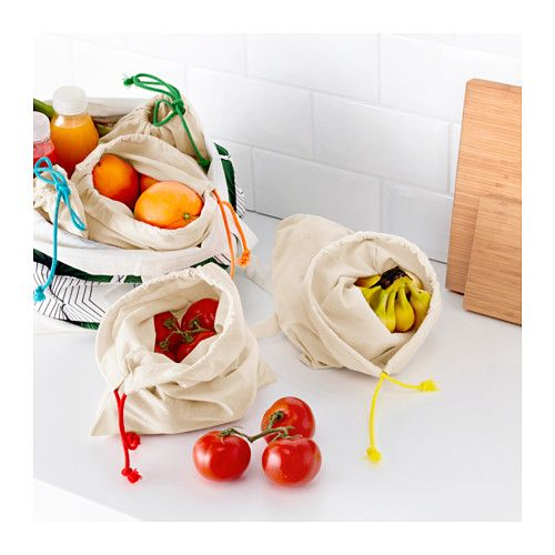 BYOB- Bring your own bag when grocery shopping! ANVÄNDBAR Bag @IKEACanada #SustainableLiving #LifeAtHome #Ikea