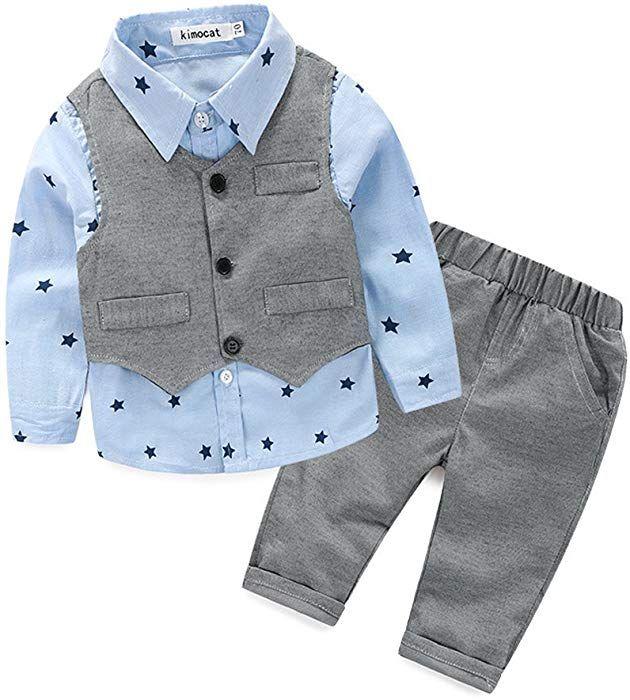 Kinder Baby Kleinkind Jungen Kleider Coat Kleidung Gentleman Baumwolle Mit Armeln Herbst Kleidung Des Babys Taufe Hoch Baby Anzug Neugeborene Kleidung Kleidung