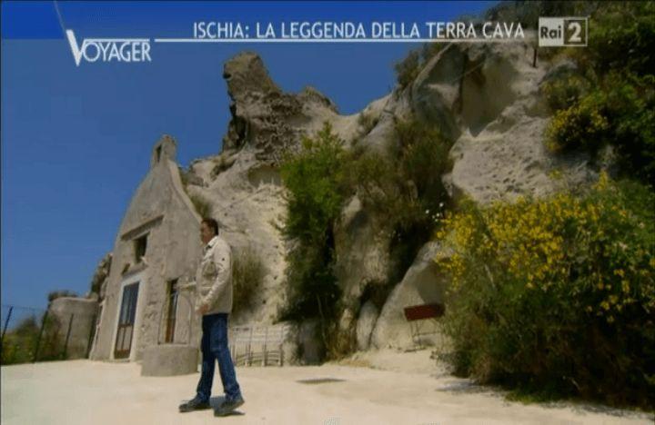Voyager, la puntata su Ischia è record 2015!
