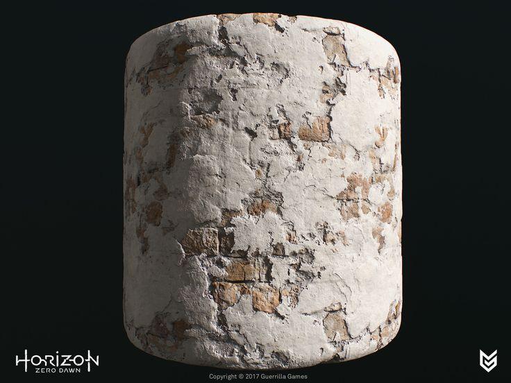 ArtStation - Horizon: Zero Dawn - Meridian Textures, Stefan Groenewoud