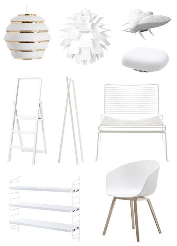 Via Koti ja Sisustus   Scandinavian Design   White   Hay   String   Normann Copenhagen