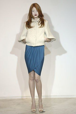 Martin Grant Fall 2006 Ready-to-Wear Fashion Show - Kelly (MADISON)
