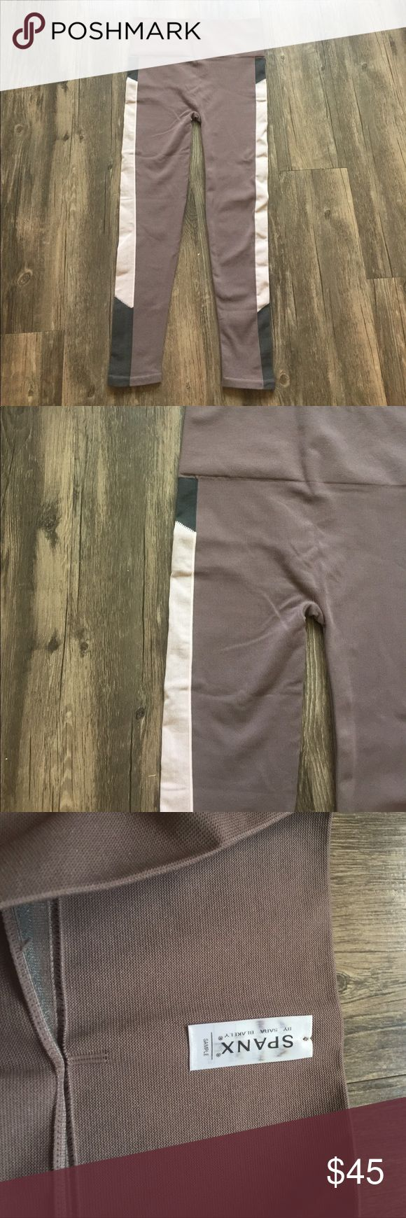 NWOT Spanx Leggings New without tags. Spanx leggings. Fit between size small-medium. SPANX Pants Leggings