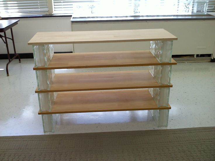 How To Build Glass And Board Shelves Children S Ministry