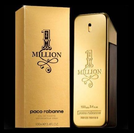 One Million Paco Rabanne. Wifey got it for me on my birthday!!!