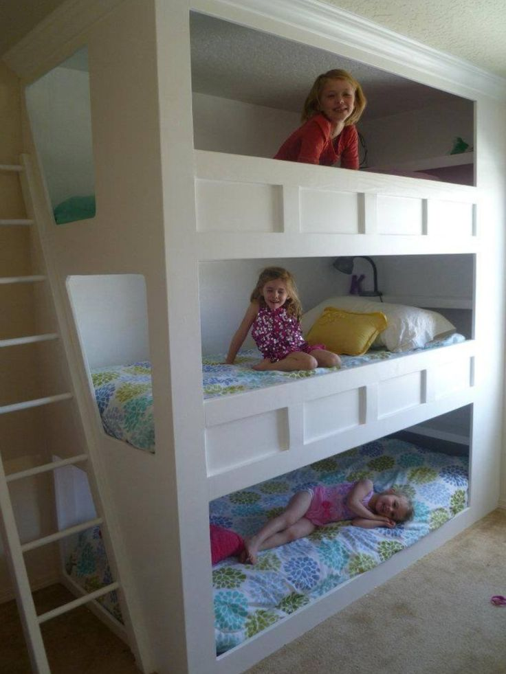 Best Ideal For Triplets My Children S Bedrooms Pinterest 400 x 300