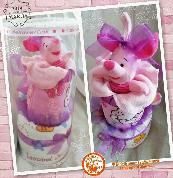 {2014○march} ♡LDC NewBorn Baby' hamper/ gift