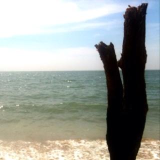 Beach @Teluk Senangin, Lumut, Malaysia.