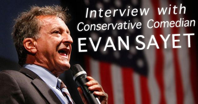 This Conservative Comedian is Taking Liberal Cities by Storm: An Interview with Evan Sayet