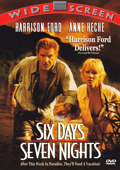 Watch Six Days Seven Nights Full Movie Online