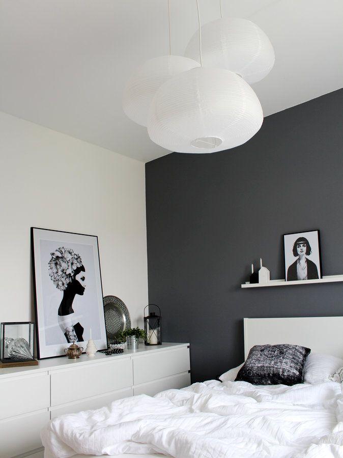 die besten 25+ graues bett ideen auf pinterest - Graue Wnde Im Schlafzimmer Welche Gardinenfarbe Passt Dazu